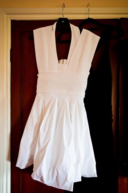 Wedding dress - Sam Gibson Wedding Photography