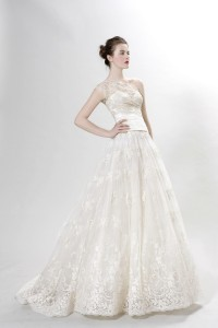Picture of Lauren Wedding Dress - Langner Couture Berlino 2012 Collection
