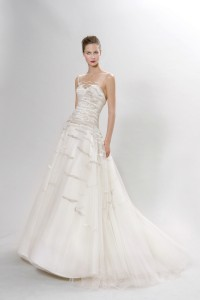 Picture of Pergolesi Wedding Dress - Langner Couture Berlino 2012 Collection