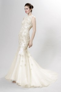 Picture of Purcell Wedding Dress - Langner Couture Berlino 2012 Collection