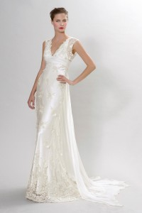 Picture of Sibelius Wedding Dress - Langner Couture Berlino 2012 Collection