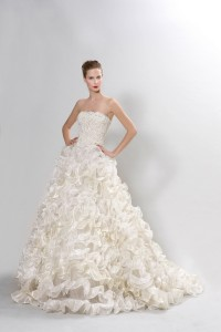 Picture of Strauss Wedding Dress - Langner Couture Berlino 2012 Collection