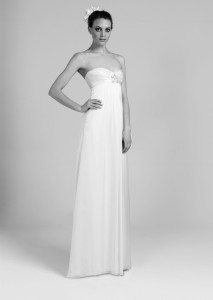 Picture of Long Aurealea Wedding Dress - Temperley London 2011/12 Collection