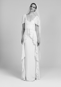 Picture of Long Charlotte Wedding Dress - Temperley London 2011/12 Collection