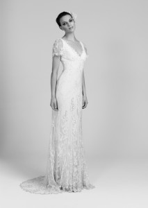 Picture of Long Honeysuckle Wedding Dress - Temperley London 2011/12 Collection