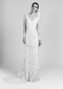 Picture of Long Jessamine Wedding Dress - Temperley London 2011/12 Collection