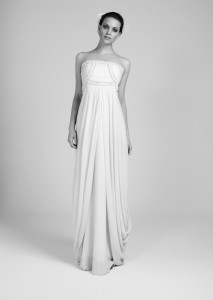 Picture of Long Mirage Wedding Dress - Temperley London 2011/12 Collection