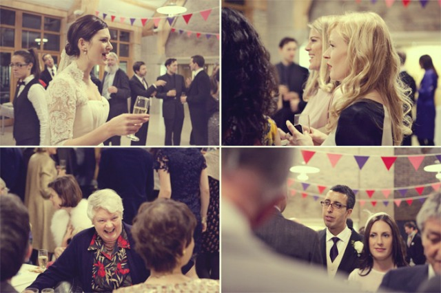 Wedding reception - Picture by Laura McCluskey Photography