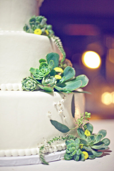 Wedding cake - Picture by Captured by Aimee
