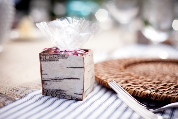 Wedding favour - Picture by Laura Ivanova Photography
