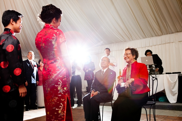 Chinese Tea Ceremony - Picture by Levi Stolove Photography