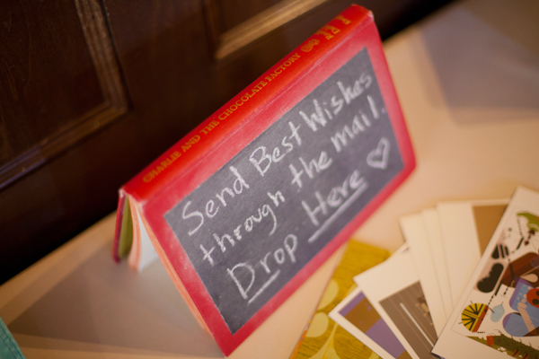 Wedding wishes sign on book - Picture by Rojo Foto Design