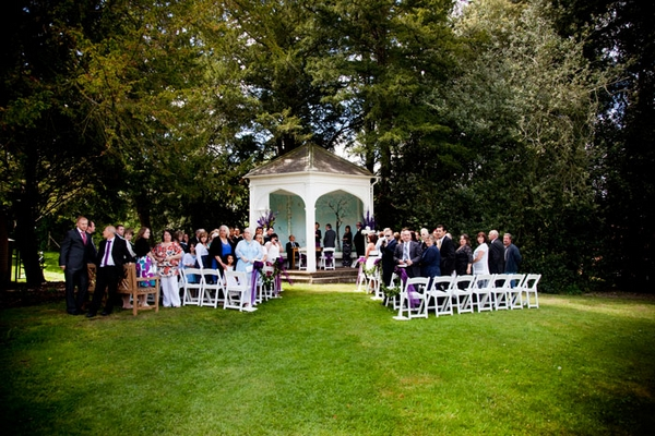 Outdoor Park Or Indoor Room For Wedding Ceremony: Getting To Know - Wasing Park