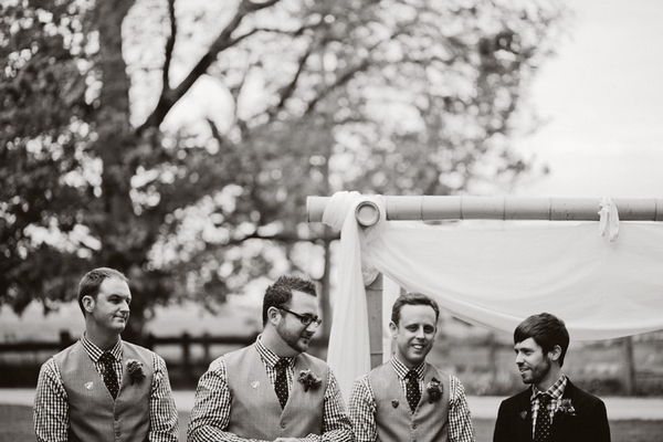 Groomsmen - Picture by Jonas Peterson Photography