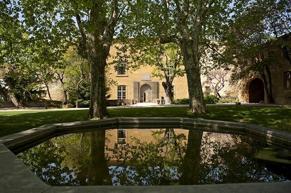 Chateau de Bagnols - Picture by Gill Maheu Photography