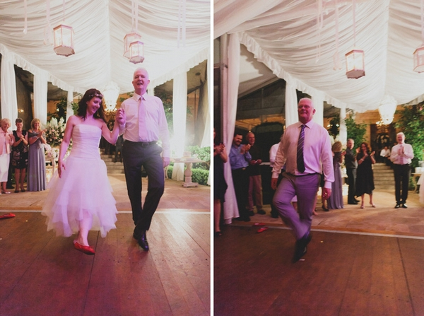 Irish dancing at wedding - Picture by Jonas Peterson Photography