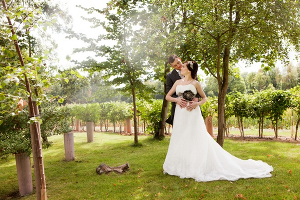 A Classical Elegant Wedding with a Mad Hatter Tea Party for the Children - Picture by Hayley Ruth Photography