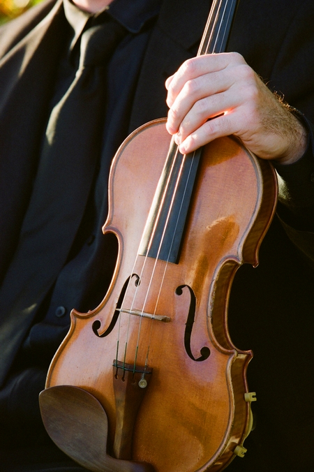 Violin - Picture by Yvette Roman Photography
