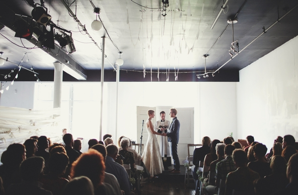 Wedding ceremony - Picture by Josh Dookhie Photography
