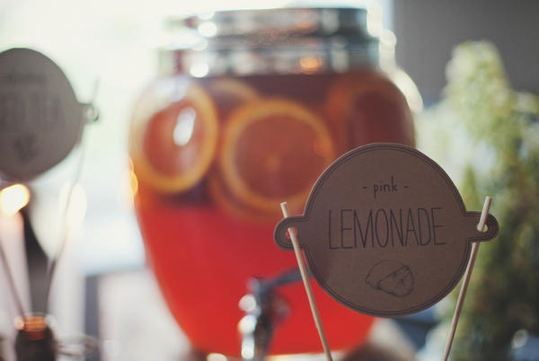 Pink lemonade - Picture by Josh Dookhie Photography