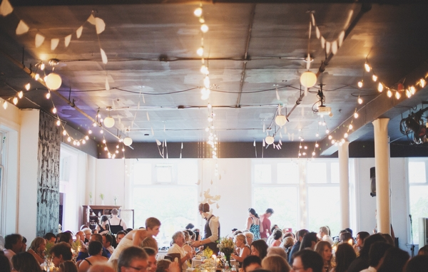 Wedding reception - Picture by Josh Dookhie Photography