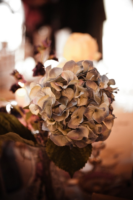Hydrangea wedding flowers - Picture by Archibald Photography