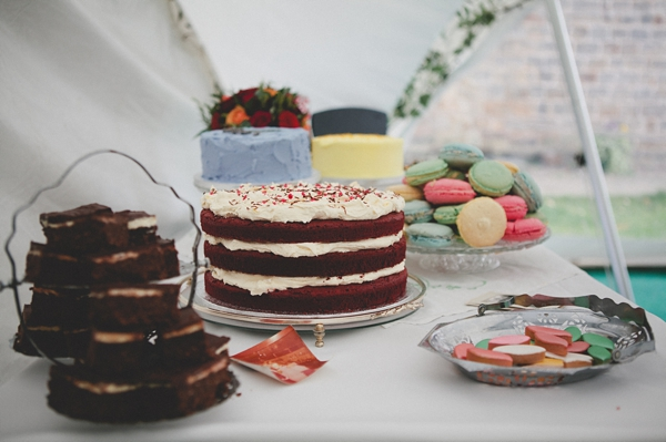 Wedding cake and sweets - Picture by McKinley-Rodgers Photography