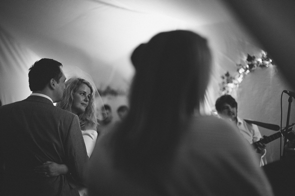Bride and groom dancing - Picture by McKinley-Rodgers Photography