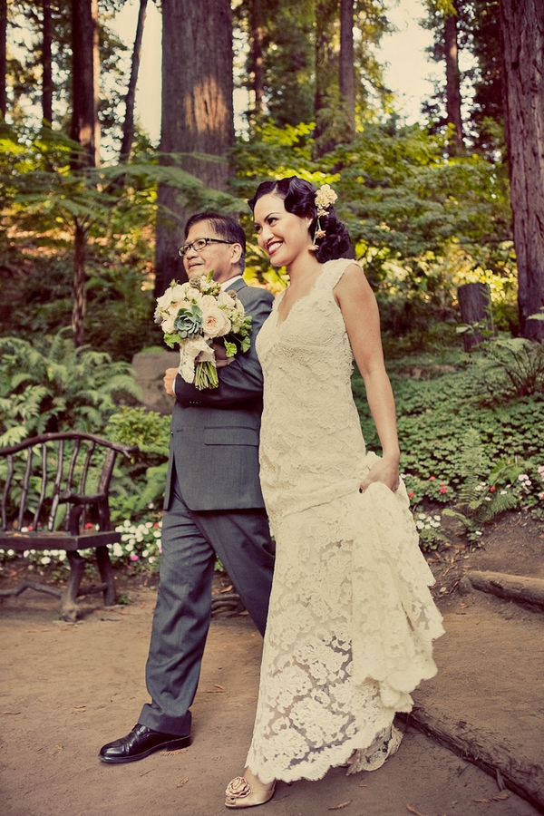 A 1920s Themed Wedding In The Santa Cruz Mountains The Wedding