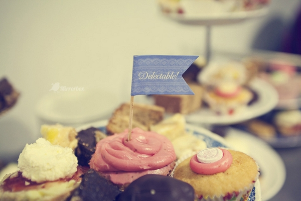 Cupcakes - Picture by Mirrorbox Photography