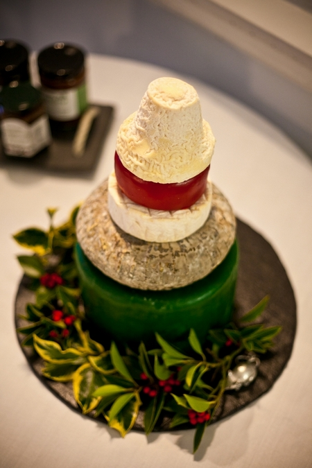Cheese stack wedding cake - Picture by Anneli Marinovich Photography