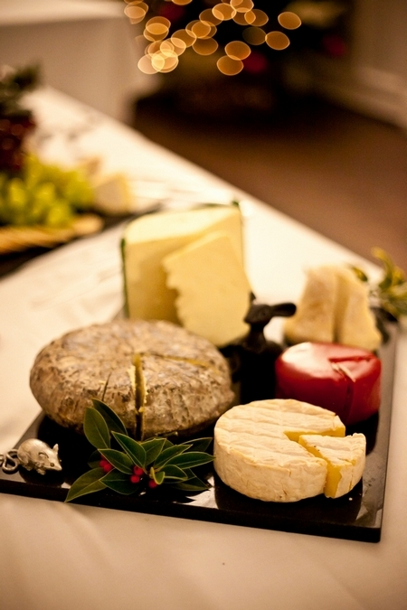 Cheese selection - Picture by Anneli Marinovich Photography