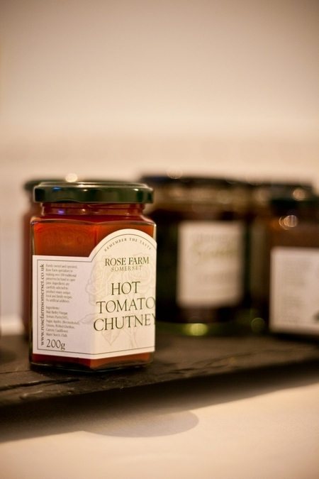 Chutneys - Picture by Anneli Marinovich Photography
