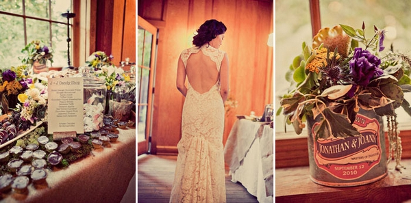 Vintage wedding details - Picture by Paco and Betty