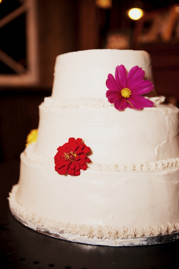 Wedding cake - Picture by Judy Pak Photography