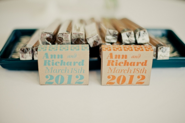 Wedding cigars - Picture by onelove photography