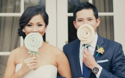 A 'Bright, Cheery and Fun' Palm Springs Wedding