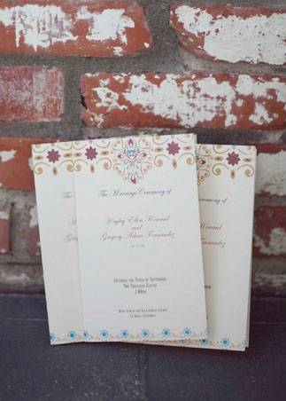 Wedding invitations - Picture by Joielala