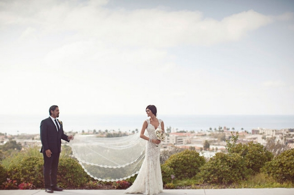 A Spanish Inspired Wedding in California