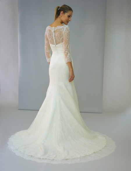 Augusta jones fall 2012 bridal collection the wedding for Macys dresses for weddings