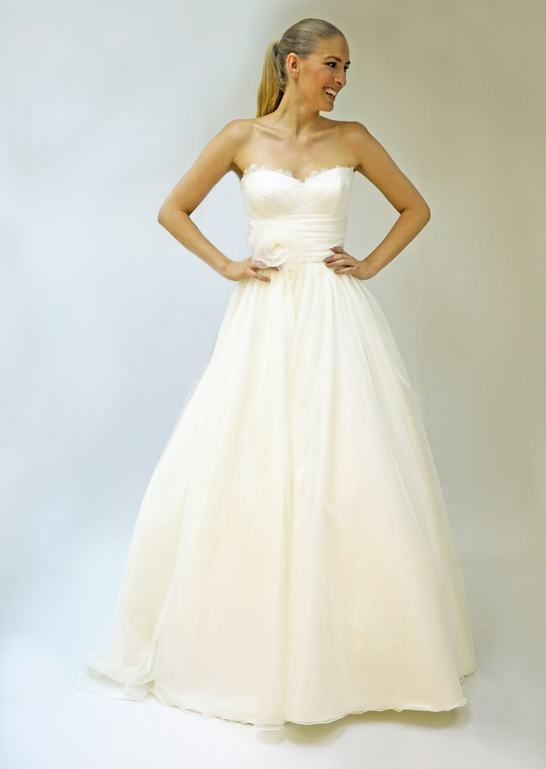 Ross augusta jones fall 2012 collection the wedding for Ross wedding dresses