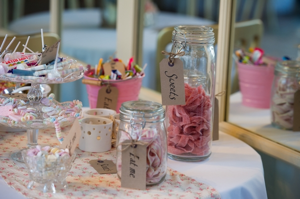 Jars of sweets - Picture by Gareth Squance Photography