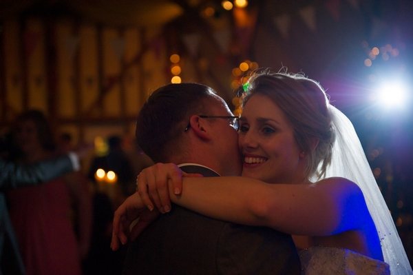 Bride and groom first dance - Picture by Gareth Squance Photography