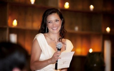 A Bride Speech – Why You May Want to Speak and How Best to Do It