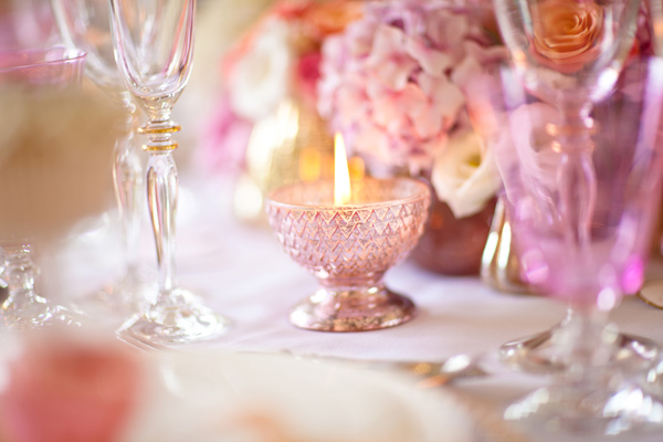 Small candle - LoveLuxe Launch