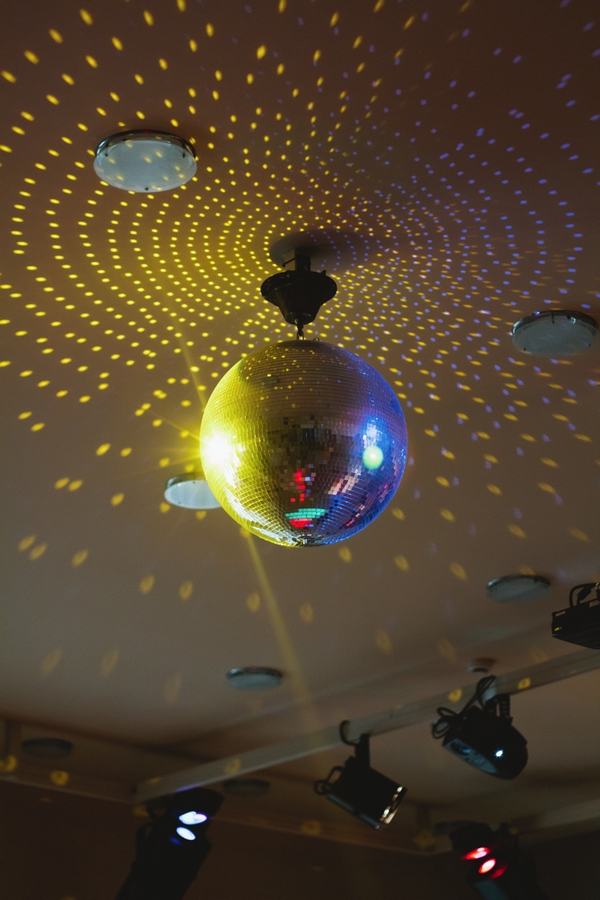 Mirrorball - A Spring Themed Wedding in Hungary
