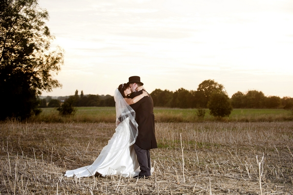 A Rustic Country Wedding in Suffolk