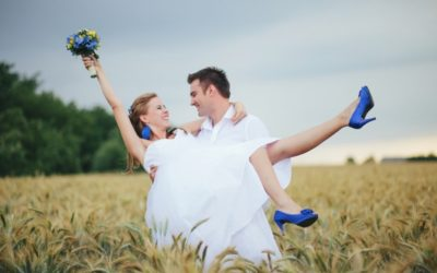 A Spring Themed Wedding in Hungary