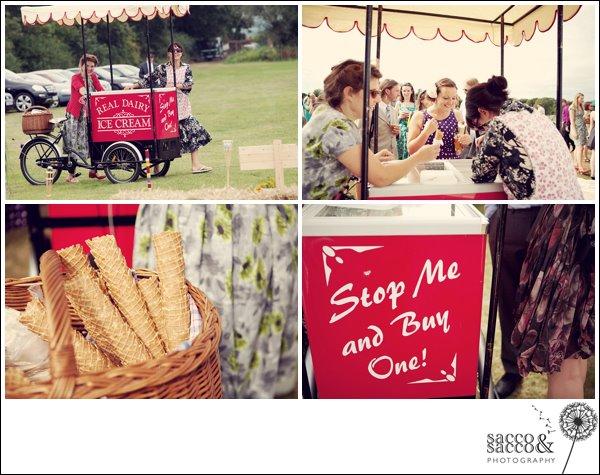 Ice Cream Bike - The Tea Set