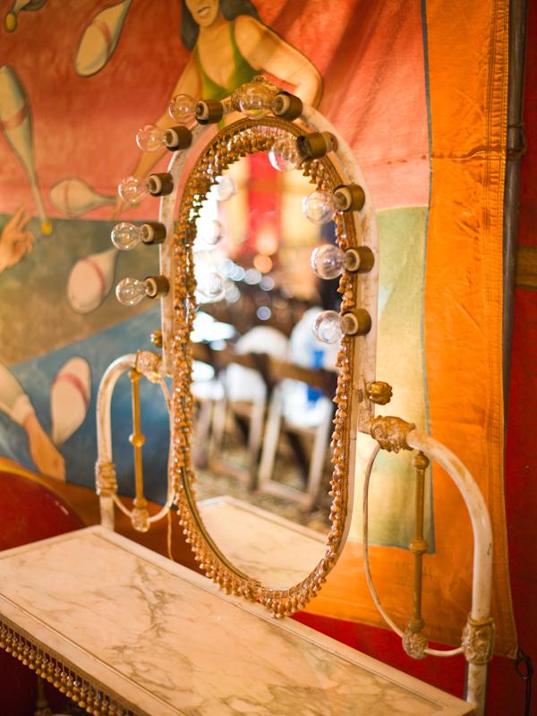 Circus mirror